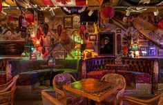 Burt's Tiki Lounge in Albuquerque, New Mexico!