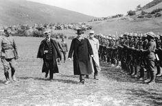 Venizelos WWI 1918 - Eleftherios Venizelos -