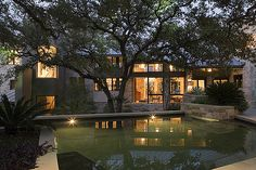 Project designed by Dick Clark Architecture  of Austin, Texas  Photo by Paul Bardagjy