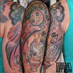 Tattoos by Teresa Sharpe