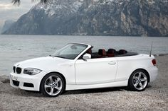 2012 BMW 1 Series 135i Convertible Exterior