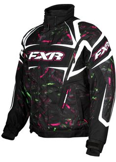 Pure Polaris RACE TEAM REPLICA JACKET from World of
