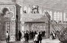 Expo 2015 Milano Blog: History - Walk in Russia at the World Expo 1867 in...