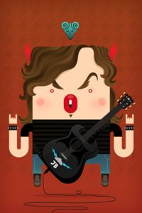 Jack Black by Screenfunk