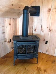 Relaxing by a wood stove~heaven! Love cooking on a wood stove too.