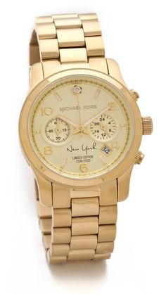 Michael Kors Limited Edition New York Watch | SHOPBOP