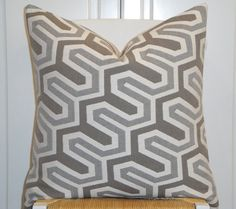 Please choose a size at check out.  (shown in 20 x 20 )    This listing is for ONE decorative pillow cover. Made from a soft upholstery