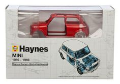 Sharing Haynes Build Your Own Car Mini Cooper 1300 from WHSMITH
