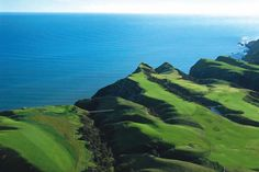 The Farm at Cape Kidnappers, New Zealand