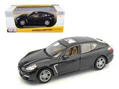 2011 Porsche Panamera Turbo 1:18 Diecast Model Car by Maisto