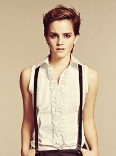 Emma Watson, you're ridiculously pretty.