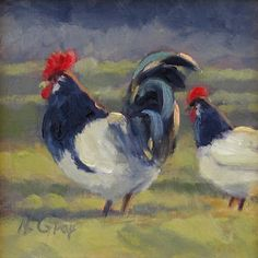 In 1912, several expensive roosters from France enroute to Briarcliff Manor, New York, went down with the Titanic.