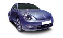 Der Volkswagen Beetle ist der Nachfolger des allerersten Volkswagens: dem Käfer. Der Beetle hat eine sympathische Optik.