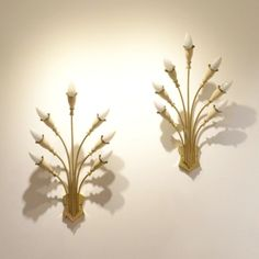 Located using retrostart.com > Wall Lamp by Unknown Designer for Unknown Manufacturer