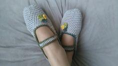 #crochet #crochetting #knit #winter #patik #slipper #slippers #crochetslippers #easy