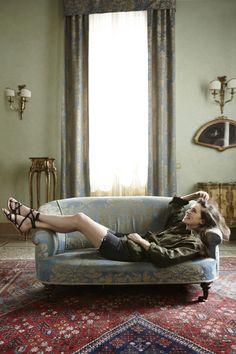 Interviews - Matilda Lutz - Actress | An Affair With Italy