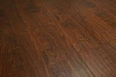 SOHO Collection Hand Scraped 14mm Creekside Hickory Laminate