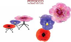 Potocco | FLOWER POT Collection