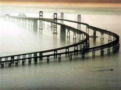 Bay Bridge in Maryland