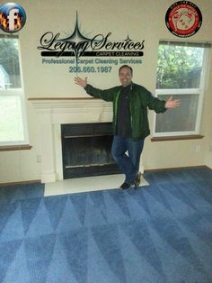 Seattle Tae kwan do loves Legacy Services Carpet Cleaning!