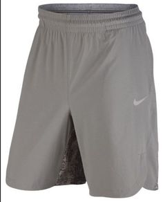 big sale 19499 9832e Details about Nike sz XL LeBron Hyper Elite Men s Shorts NEW 800119 003 Gray