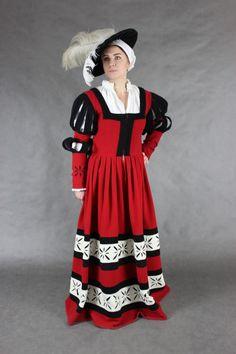 landsknecht dress