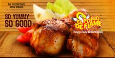 #GrilledChicken #drumsticks and #GrilledWings.