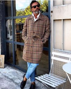 Donât forget about Fathers Day this weekend! Our Pop Up Store has plenty and itâs all on sale! Glenferrie Rd Hawthorn â Open today until âð Man's Overcoat, T Dress, Mature Fashion, Mens Fashion, Fashion Outfits, Classy Fashion, Minimalist Wardrobe, Outfit Combinations, Elegant Outfit