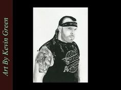 SPW Scoot Robertson (speed painting)