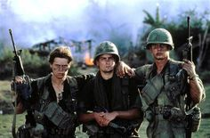 "Charlie Sheen Narrates Nat Geo's  Powerful Vietnam War Special: ""Brothers in War""  - http://www.warhistoryonline.com/press-releases/charlie-sheen-narrates-nat-geos-powerful-vietnam-war-special-brothers-war.html"