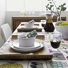 食卓をちょっぴり素敵に演出お手軽簡単なテーブルコーディネート術をご紹介