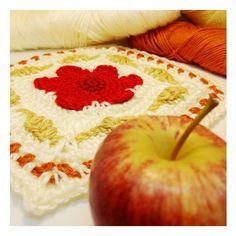 Granny Square Crochet Pattern, Basic Crochet Stitches, Afghan Crochet Patterns, Crochet Squares, Crochet Basics, Crochet Granny, Crochet Blogs, Crochet Projects, Crochet Fall