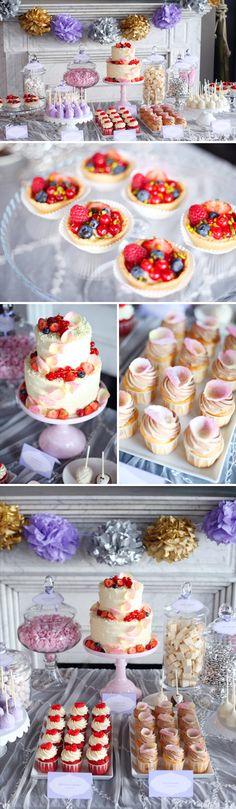 """Candy Buffet """"Lilac Summer Berries"""""""
