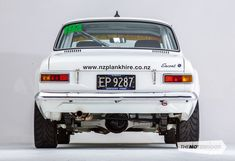 The Targa battler: 1969 Ford Escort - Auto Data Escort Mk1, Ford Escort, Ford Classic Cars, Best Classic Cars, Ford Motor Company, Fiat 500, Retro Cars, Vintage Cars, Ford Rs