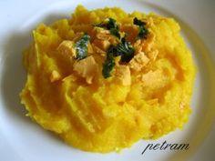 Vařím bez lepku, mléka a vajec - Zelenina - Dýňovo-bramborové pyré