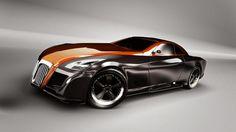 Maybach Exelero: A Million Dollar Car ~ LATEST CAR