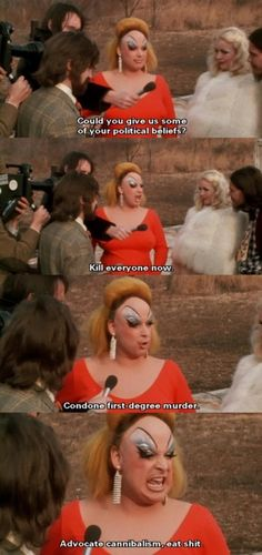 Divine as Babs Johnson #pinkflamingos