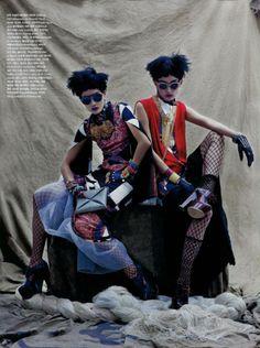 Butler and Wilson Vogue Korea Feb 2013