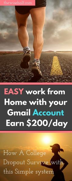 Still struggling? Learn how to earn online within 24 hours. See how a college dropout make money with this simple system. This post may contain affiliate links. Make money fast, work at home. Email processing System. Part time job, online job