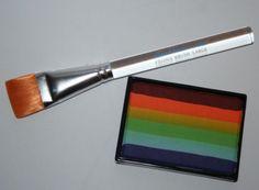 Prisma BlendSet Brush face paint Mehron professional performance quality makeup