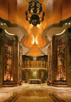 China Acquires High-End Hospitality Design Lobby Design, Wilson Associates, Lobbies, Hotel Lobby, Hospitality Design, Macau, Modern Interior, Interior Design, Hotels And Resorts