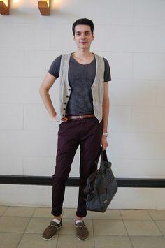 Городские образы. Рамиг, 22 года, студент, модель, работает в Zara, MEGA. http://theloom.ru/blogs/looks/gorodskie-obrazyi-6/#more-1332