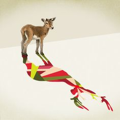 12XTWELVE - An exclusive collection of original art for the holidays. | Saatchi Online
