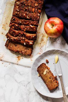 Paleo Apple Cinnamon Bread