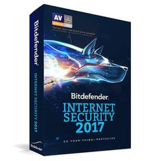 Bitdefender Internet Security - 1-Year / 1-PC - BlueJadeServices
