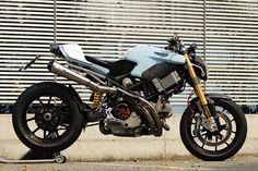 """Biuta"" - Ducati Multistrada custom"