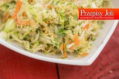 SURÓWKA Z BIAŁEJ KAPUSTY Lettuce, Cabbage, Vegetables, Food, Salads, Essen, Cabbages, Vegetable Recipes, Meals