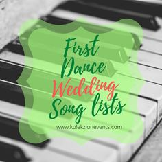 Looking for unique wedding song for bride and groom first dance.Check out our wedding song lists and make your wedding your own.#weddingsongs #brideandgroom #weddings #firstdance