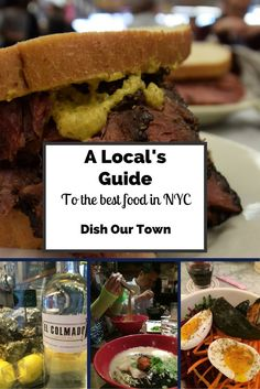 The best food in NYC, according to a Native New York Family. The best restaurants to eat in New York City. A complete guide to eating very well in NYC. Best Food In Nyc, Food Nyc, New York Essen, Amalfi, London Travel Guide, A New York Minute, Voyage New York, New York Food, New York City Travel