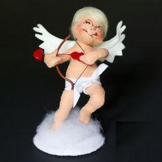 Valentine Annalee Dolls Prim Folk Art ♥ Cupid Bow Arrow Cherub Angel ♥ Retired   eBay